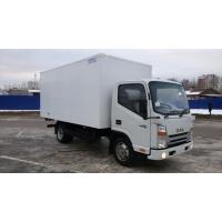 Изотермический фургон JAC N56