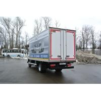 Изотермический фургон JAC N-75